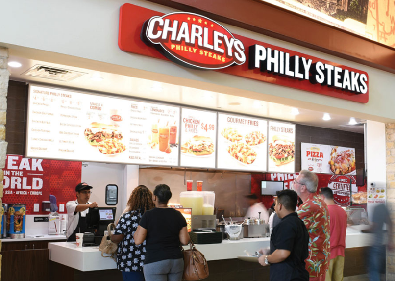 Charley's Guest Satisfaction Survey