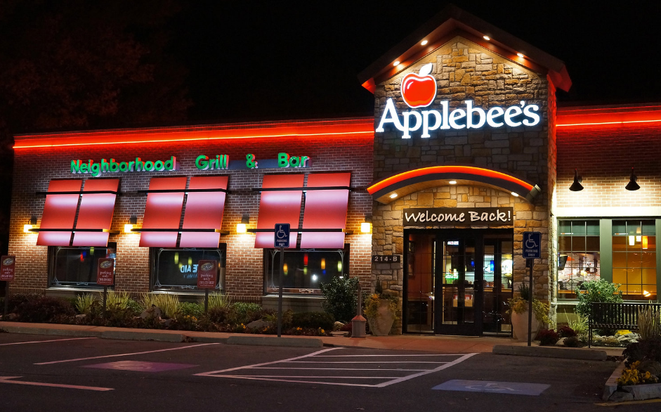 Talk To Applebbee's Customer survey