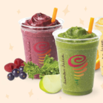 Jamba Juice Survey 2020