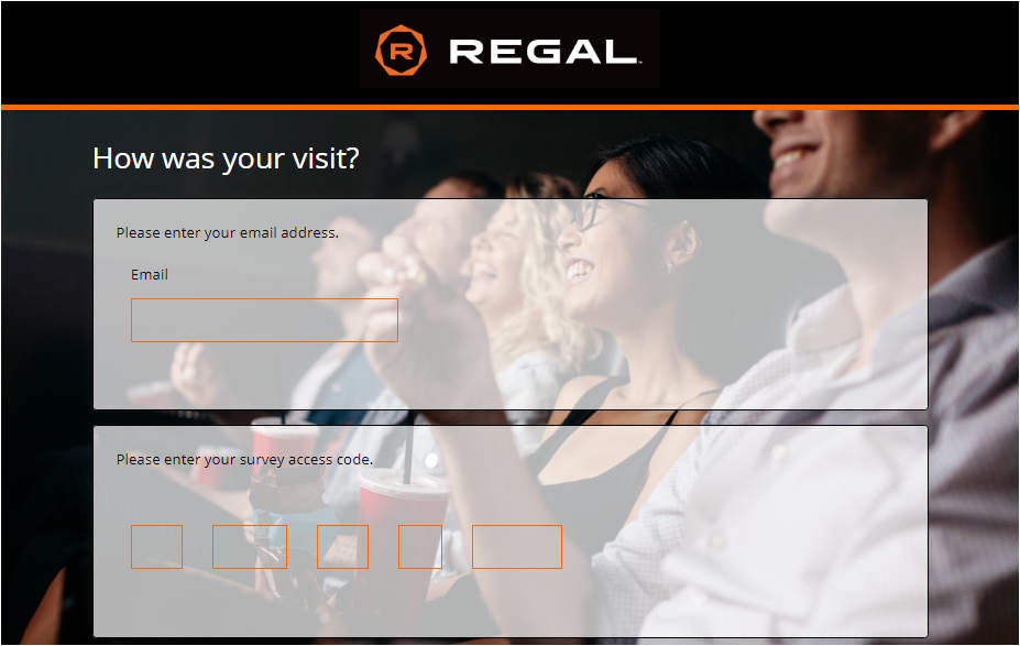 Regal Cinema Customer Experience Survey 2020